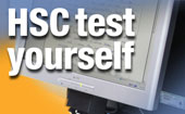 HSC and School Certificate - test yourself