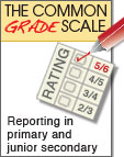 The Common Grade Scale