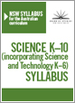 NSW Science and Technology K–10 Syllabus